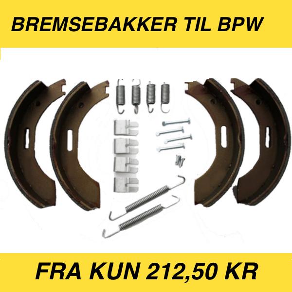 BPW bremsebakker