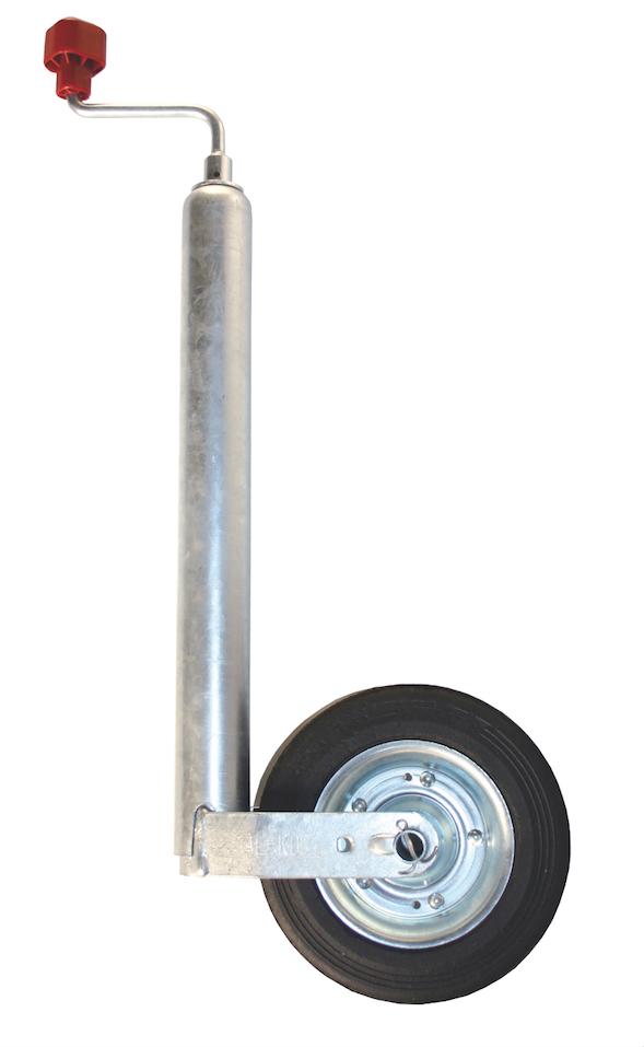 aa886e92539 AL-KO fastgummi næsehjul - støttehjul m. ø 48 mm. Med trykleje.