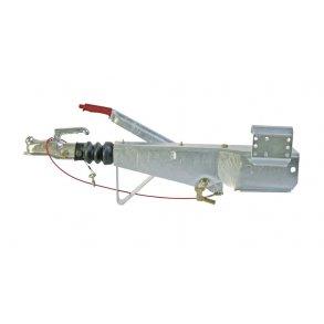 AL-KO påløbsbremser til montering på firkantet trækstang