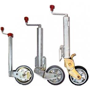 AL-KO stödhjul.