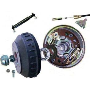 Bremsedele til AL-KO 230x60 mm. bremse.