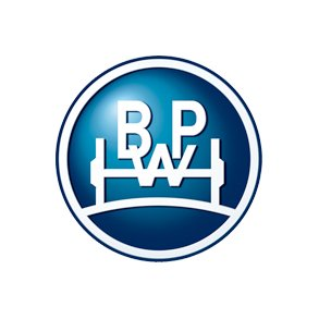 BPW bremsedele til 250x40 mm. bremse..