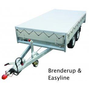 Presenning till Brenderup och Easyline släpvagnar