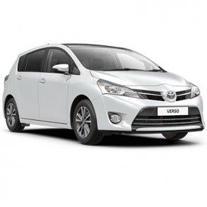 Toyota Verso - Toyota Verso S