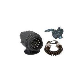 Anslutning, adapter, kabel och tillbehör